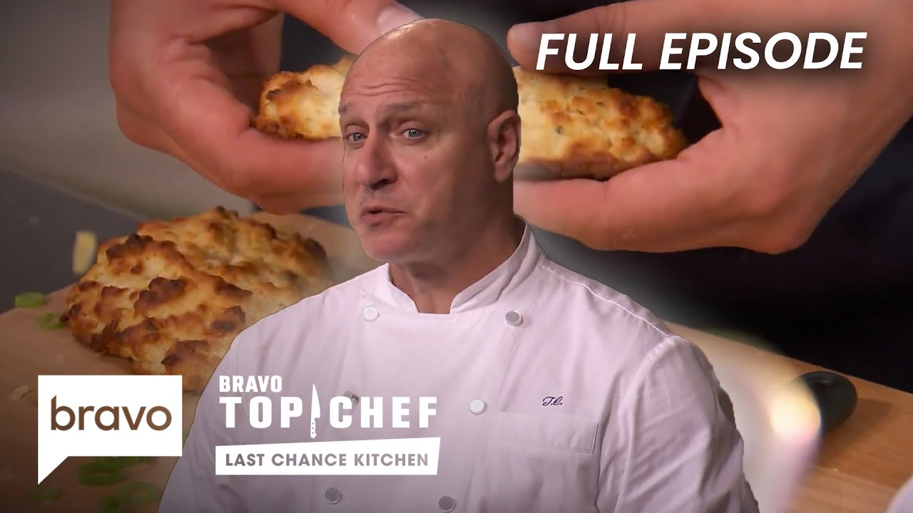 Download Biscuit and Gravy Challenge   Top Chef: Last Chance Kitchen (S16 E01)