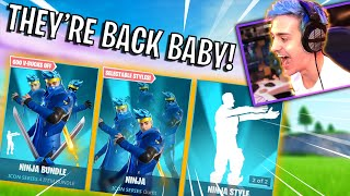 MY SKIN IS BĄCK IN THE ITEM STORE!! I DID NOT EXPECT THIS ENDGAME 1V1!?