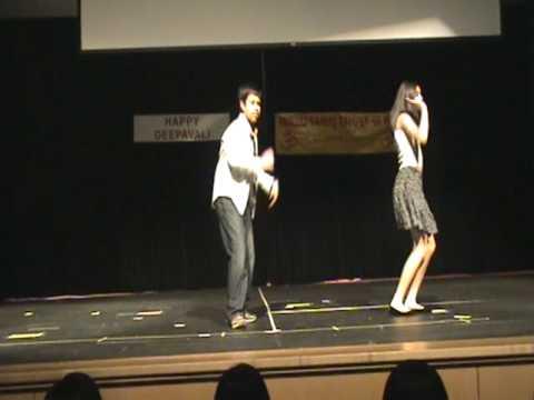 Main Tera Dhadkan Teri performed by Eshan and Sonia (2009)