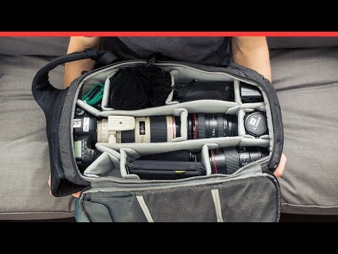 What's in my Camera Bag for Shooting Wedding Films