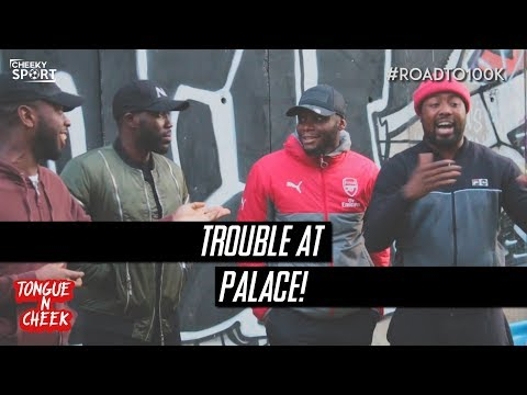 Trouble At Palace! | Tongue N Cheek