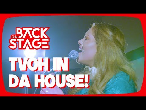 TVOH IN JE HUISKAMER! [Pleun Bierbooms] - Backstage #3