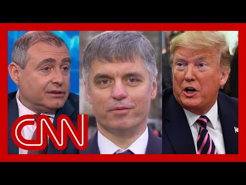 Key Ukrainian official responds to Parnas' Trump allegations