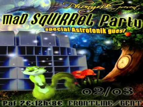 EmireJ - Set DarkPsy @Mad Squirrel Party 02.03.2012 (GENT, Frontline, BELGIUM)