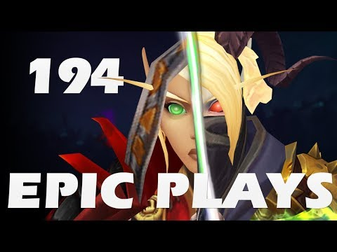 Thumbnail: Epic Hearthstone Plays #194