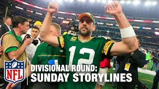 flushyoutube.com-Divisional Round's Best (and Worst) Moments | NFL Sunday Storylines
