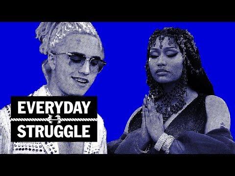 Lil Pump & J. Cole Interview, Nicki Minaj Album Hype, OG Maco Calls Out QC | Everyday Struggle