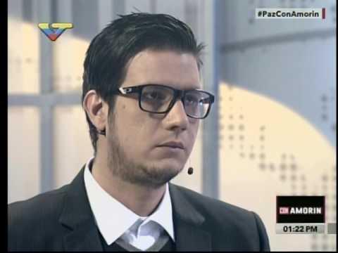 Padre de joven Jairo Ortiz asesinado en Carrizal, entrevistado en programa Con Amorín