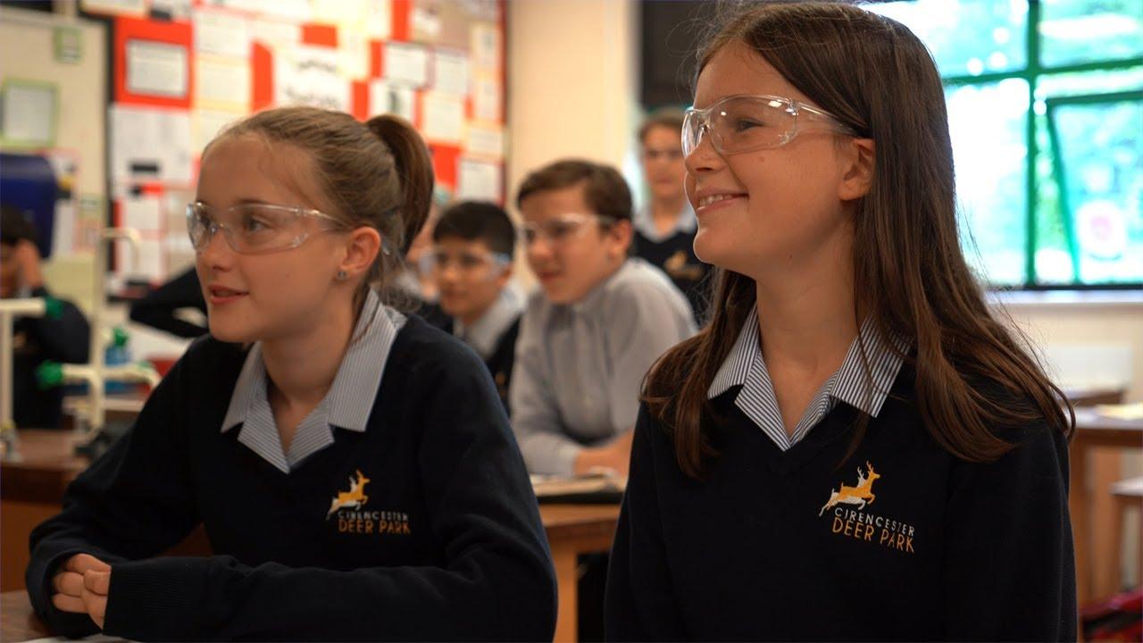 Creating Futures at Cirencester Deer Park School (1)