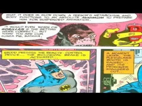 Batman: Power Records 1970