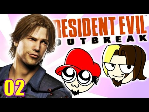 QUERO REMASTERED DESSE JOGO! – Resident Evil Outbreak  #02   SOFACHITO