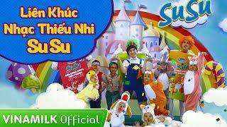 Liên Khúc Nhạc Thiếu Nhi SuSu – Don Nguyễn Cho Bé Ăn Ngon | Bắc Kim Thang, Hai Cô Tiên Remix