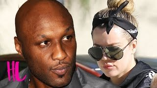 Lamar Odom Organs Failing As Khloe Says: I Love You