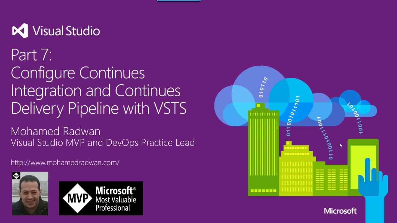 Continuous integration & continuous delivery | Azure DevOps| Visual studio  DevOps tutorial -7
