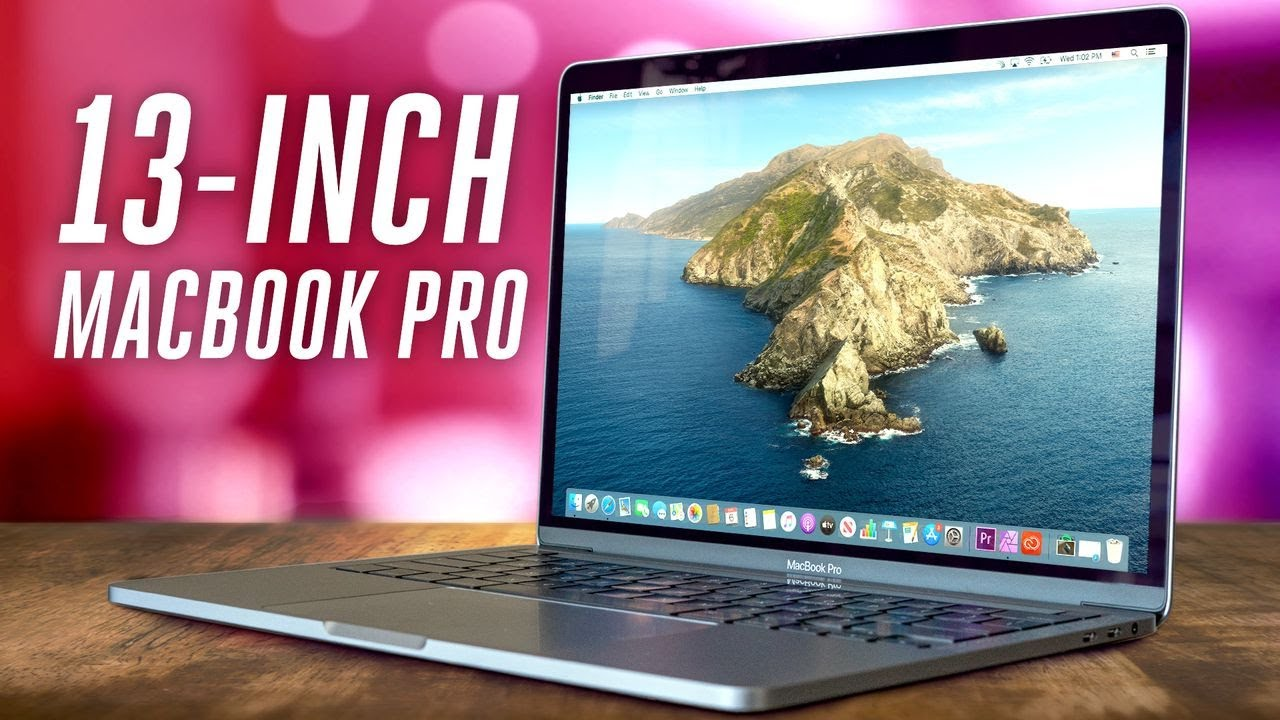 Macbook Pro 13 Inch 2020 First Look Youtube