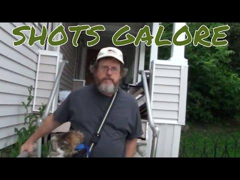 SHOTS GALORE