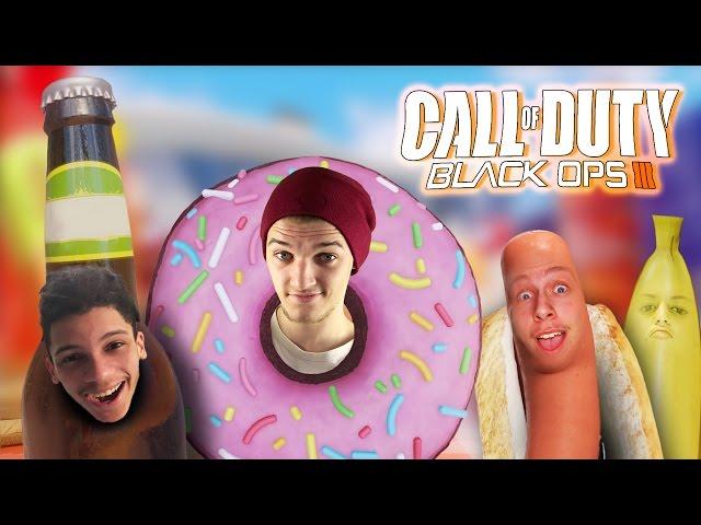 CACHE CACHE & DÉGUSTATIONS !! (Black ops 3)