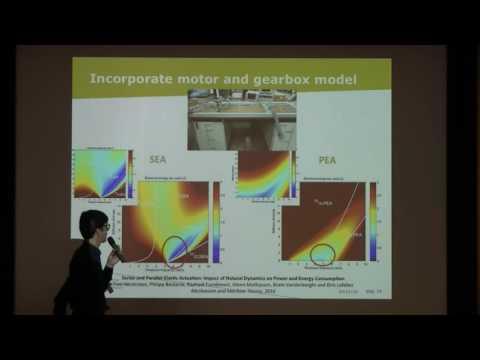 Bram Vanderborght - Novel actuation principles for human robot interaction