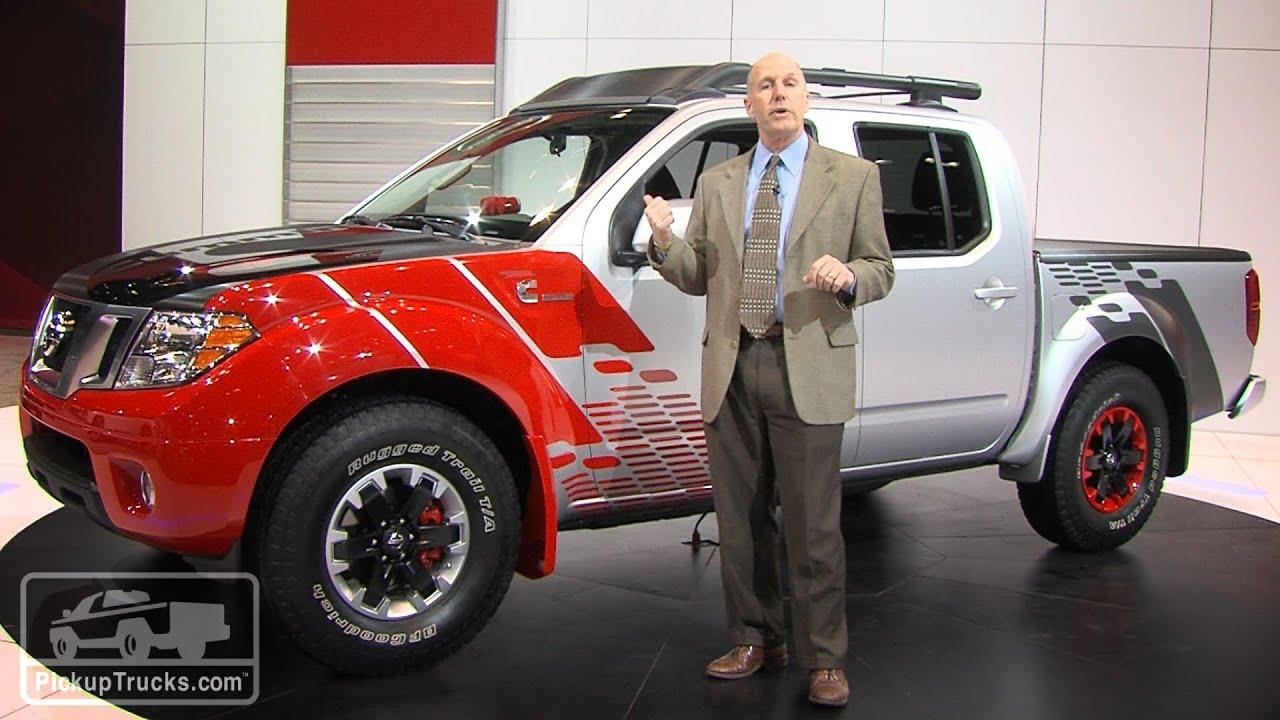 Nissan Frontier Diesel >> Frontier Diesel Runner, Powered by Cummins - 2014 Chicago ...
