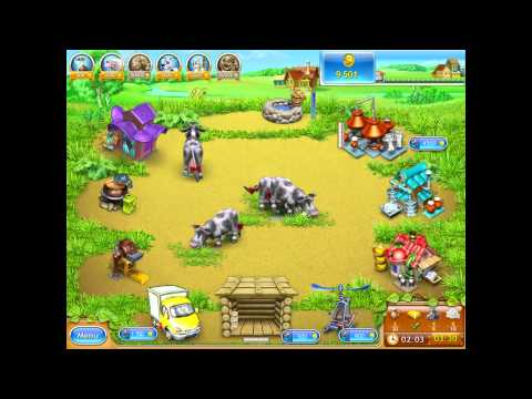 Farm Frenzy 3 Russian Roulette 14 Galactic Road