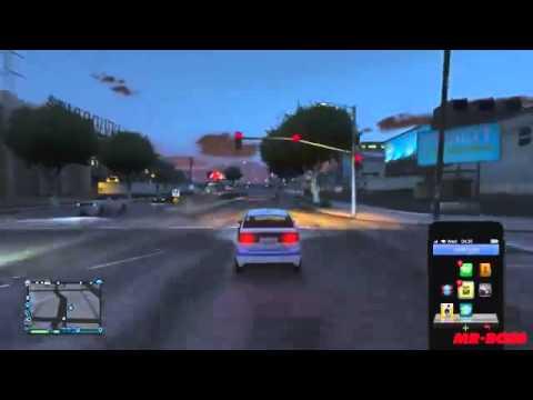 GTA 5 Online Secret Cars - Merryweather Security Car Location (GTA V)1729