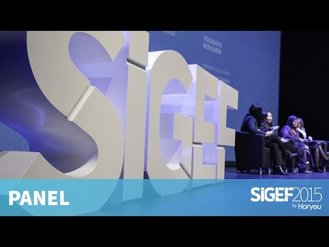 Panel / COP21: Climate above Personal, Corporate or National Interests @SIGEF2015 by Horyou