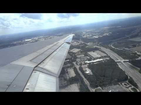 DELTA AIRLINES MD-88 /  Atlanta To Birmingham