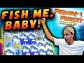 HUGE WIN on Fishin' Frenzy Megaways!