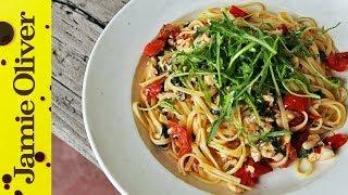 Gennaro's Fish Spaghetti