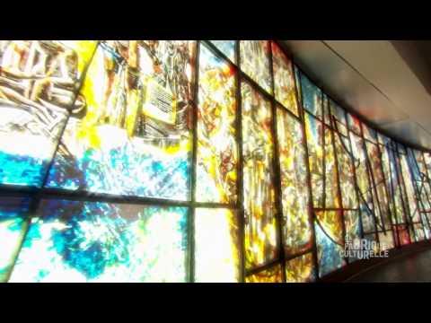 L'art prend le métro : Frédéric Back