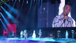 2013.12.20 K歌之王 EASON's LIFE演唱會 台北小巨蛋 陳奕迅