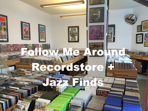 #29 Record Store Impressions + Jazz Vinyl Finds