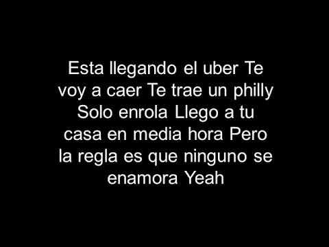 Uber Sex - Legarda x Dylan Fuentes - Letra