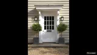 видео Как оформить вход в дом
