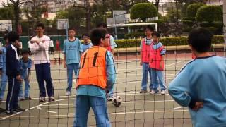 明志國中99足球比賽-711與720的PK賽