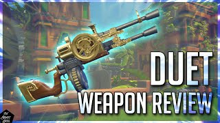 FORTNITE STW: DUET IN-DEPTH WEAPON REVIEW!