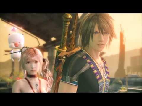 Final Fantasy XIII-2 TGS 2011 Trailer