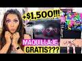 MAS DE $1500 DOLARES EN MAQUILLAJE... GRATIS! ♥BeautybyNena