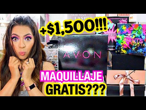 MEGA HAUL MAS DE $1500 DOLARES EN MAQUILLAJE... GRATIS! ♥BeautybyNena