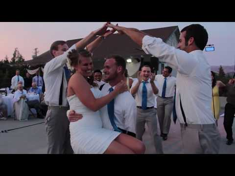 """Wedding Flash Mob"" Cohen Wedding"