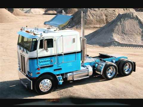 PETERBILT 362 CAB OVER