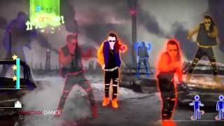 Fantastic baby JUST DANCE