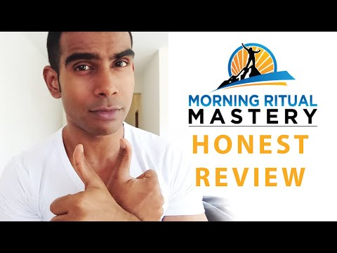 Morning Ritual Mastery Review: Project Life Mastery Morning Ritual Training Program