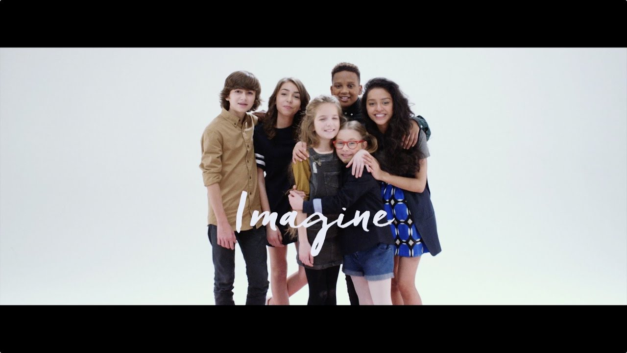Kids United Imagine Clip Officiel Youtube