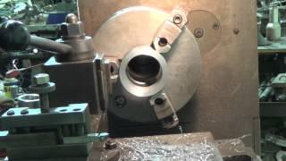 Line Boring A Trenching Machine Crumbshoe Boom Pt. 2