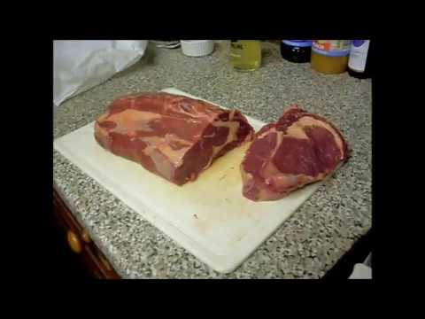 Rib Eye Steak Wellington