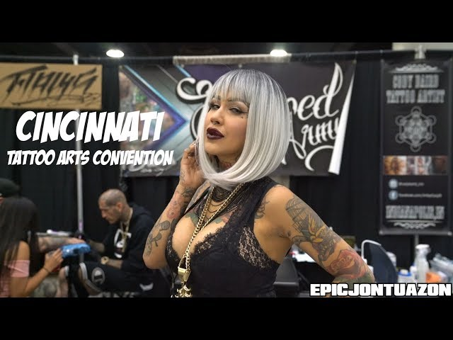 Cincinnati Tattoo Arts Convention 2019 | Villain Arts