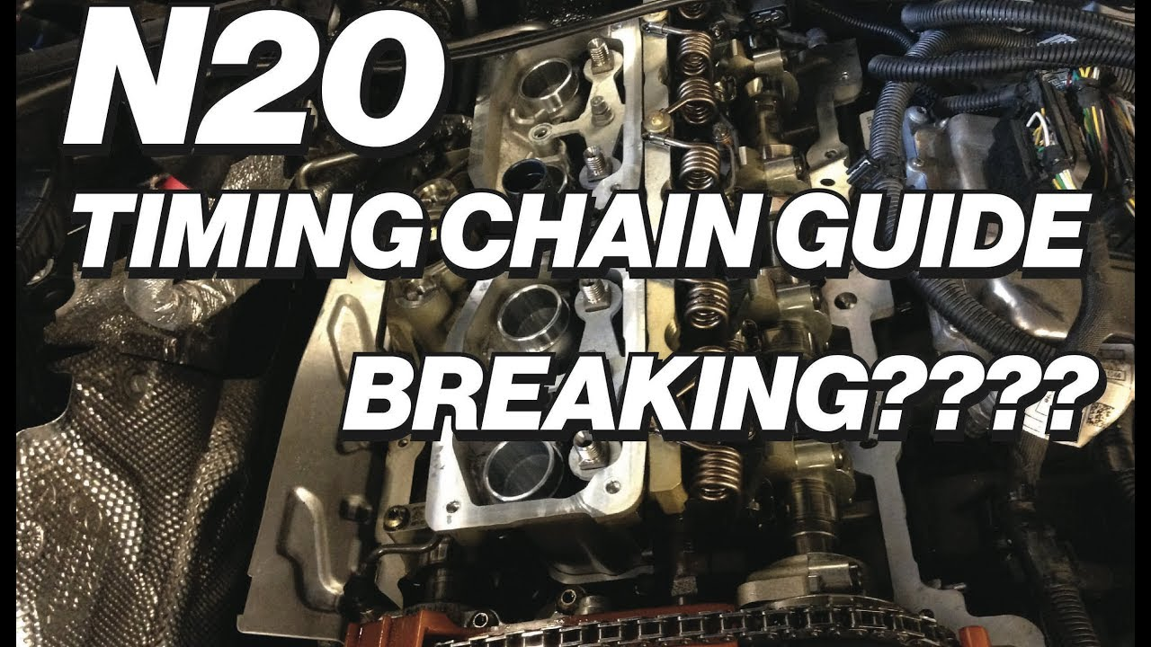 BMW F30 N20 TIMING CHAIN GUIDE PRONE TO BREAKING???