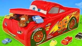 Download Cars Toys Surprise: Lightning McQueen, Fire Truck & Toy Vehicles Play for Kids Mp3 and Videos