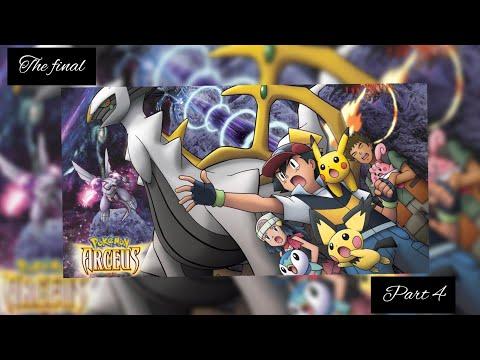 Pokemon Arceus Aur Jeevan Ka Jewel Marvel Hq New Pokemon Movie